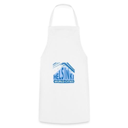 Helsinki2 blue - Cooking Apron