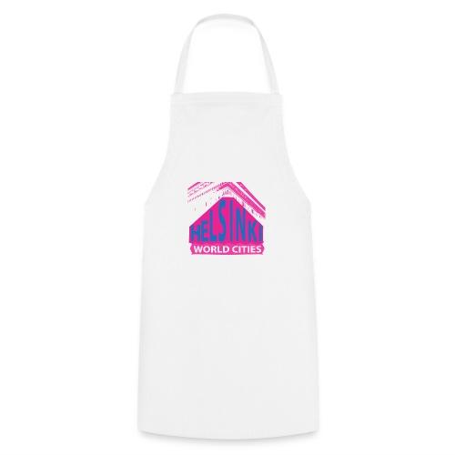 Helsinki2 pink2 - Cooking Apron