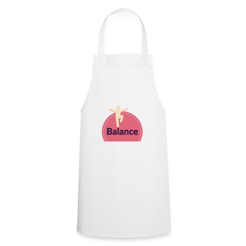 Balance red - Cooking Apron