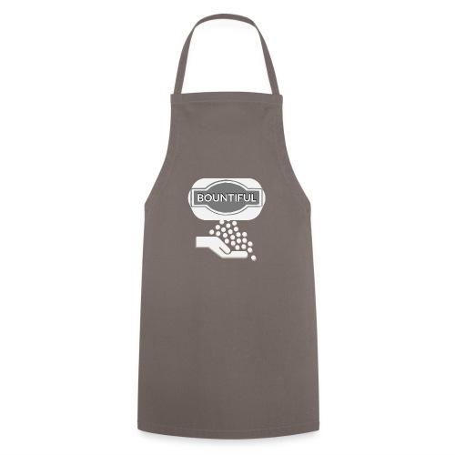 Bontiul gray white - Cooking Apron