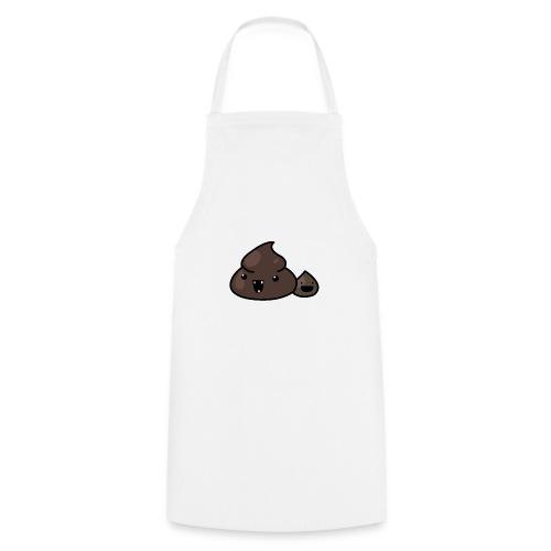 isaac poop - Grembiule da cucina