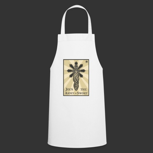 Join the army jpg - Cooking Apron