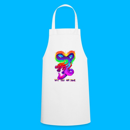 Wavy Kids On Tour Dragon - Cooking Apron