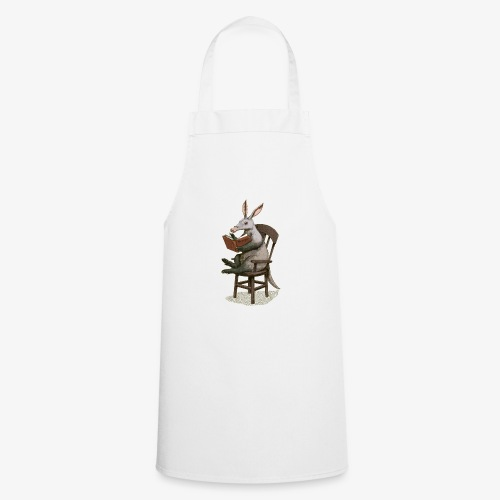 A is for Aardvark - Cooking Apron