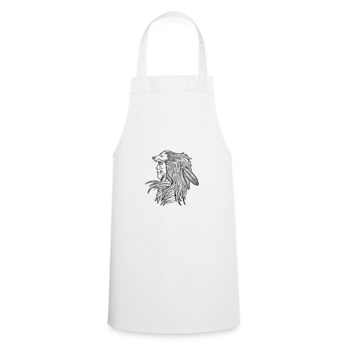 Native American - Grembiule da cucina