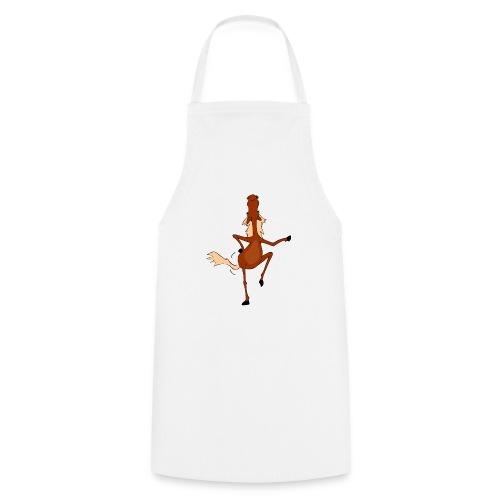 Tanzpferd - Kochschürze