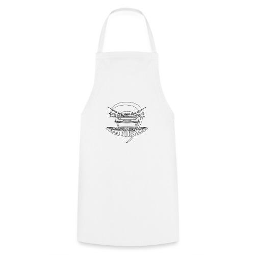Tee MuscleCar White - Tablier de cuisine
