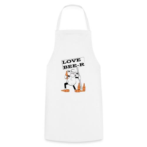love beer - Grembiule da cucina