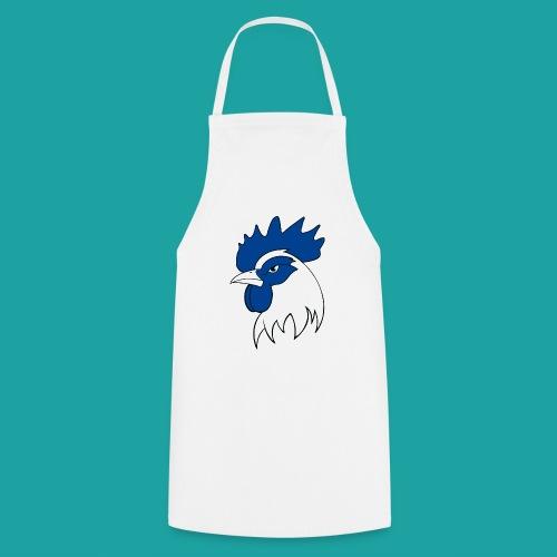 tee-shirt coqbleu bleu clair - Tablier de cuisine
