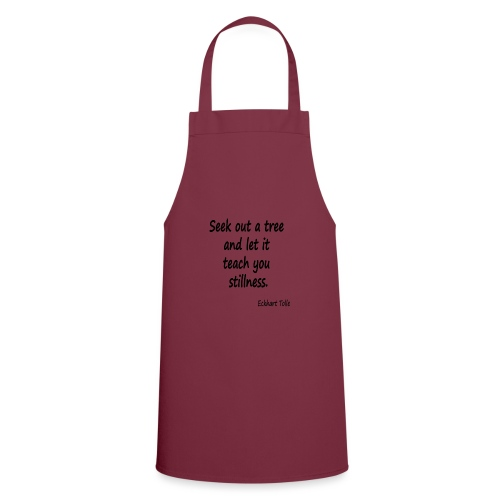 Tree for Stillness - Cooking Apron