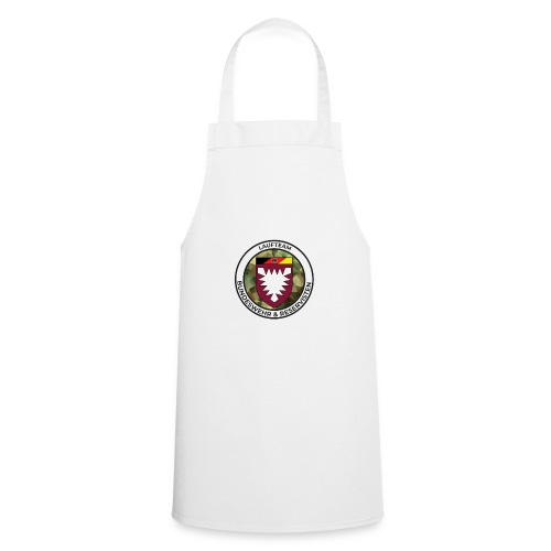 Logo des Laufteams - Kochschürze