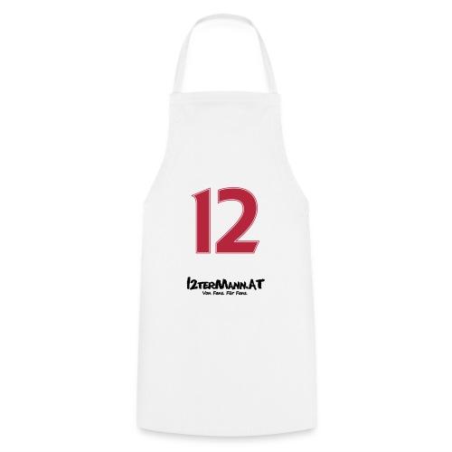 12termann mitfans - Kochschürze