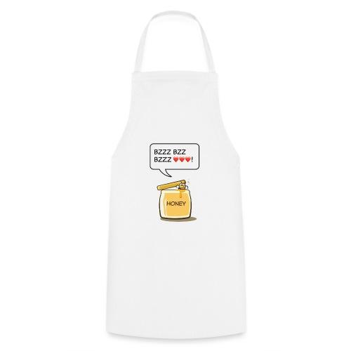 Bi i honungsburk - Förkläde