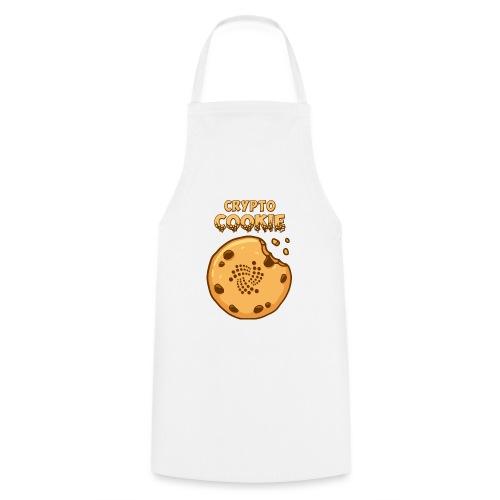 Crypto Cookie - IOTA - BTC, Bitcoin - Keks - Kochschürze