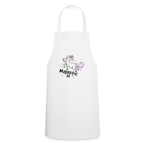 Majestic AF Unicorn - Cooking Apron