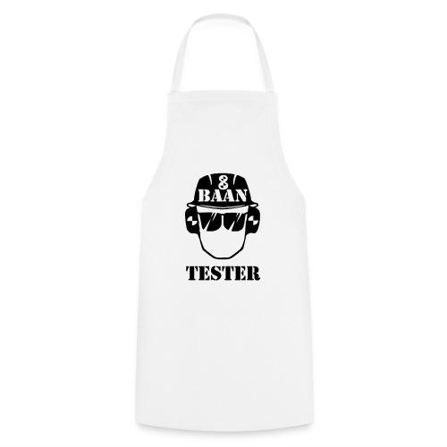 Achtbaan tester tshirt van Baas Bots - Keukenschort