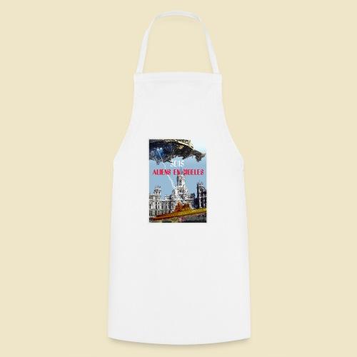 PLAZA DE CIBELES - Delantal de cocina