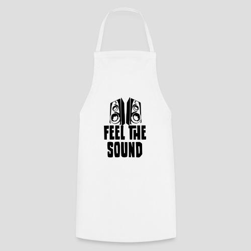 feel the sound - Kochschürze