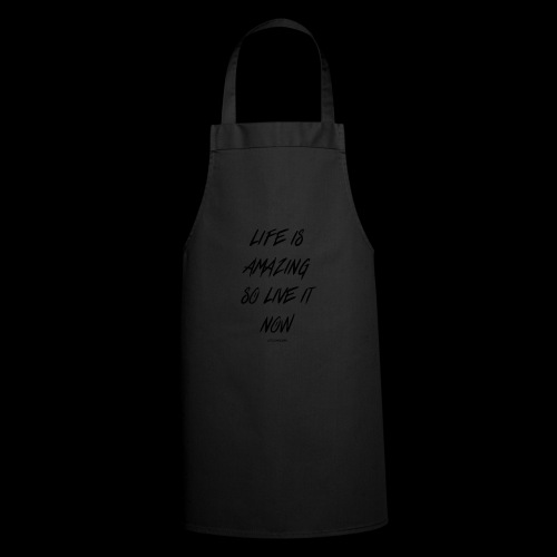 Life is amazing Samsung Case - Cooking Apron