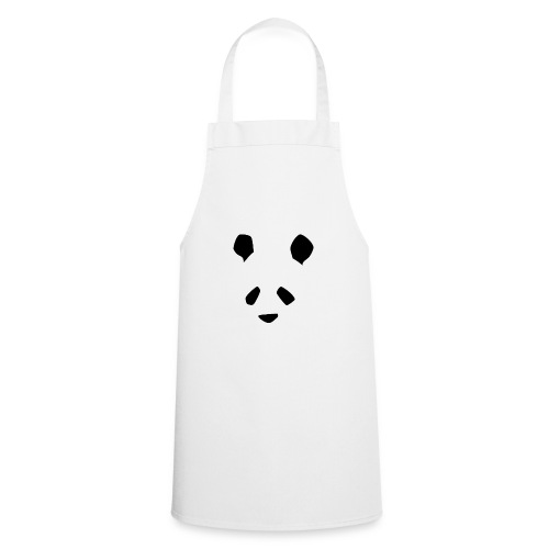 Simple Panda - Cooking Apron