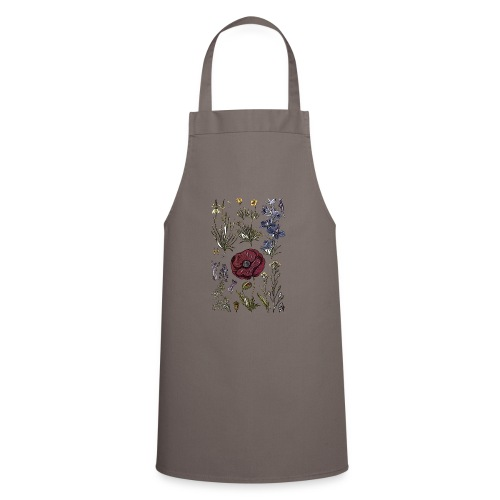 Wild flowers - Cooking Apron