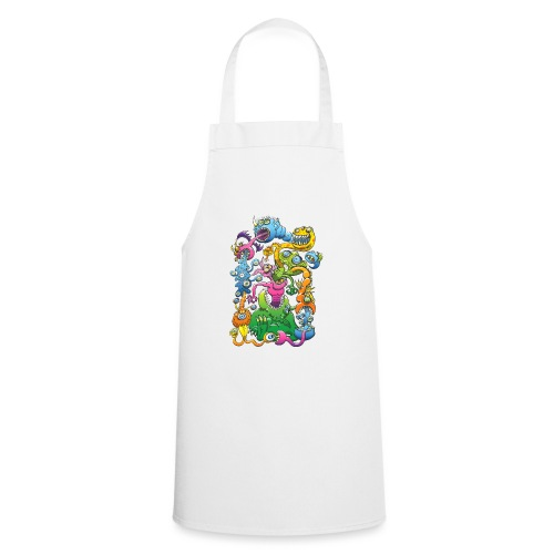 Monstrously Messy - Cooking Apron
