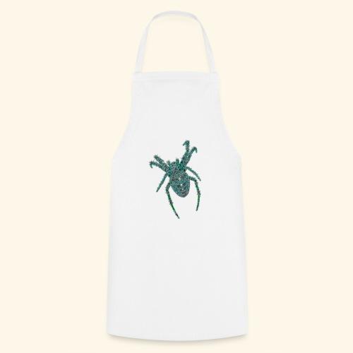 Spider Brooch Digital Art - Cooking Apron