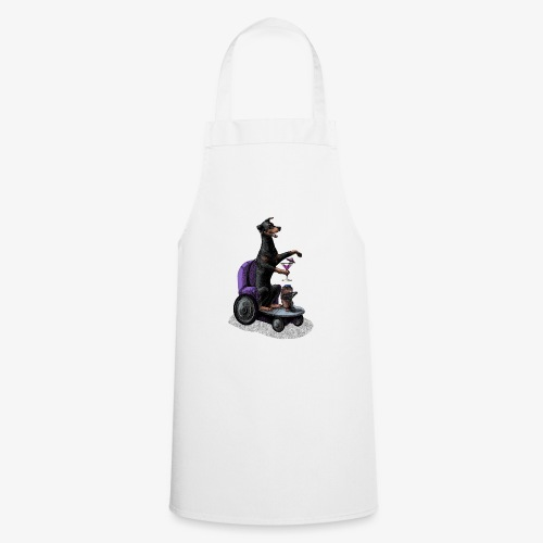 Doberman - Cooking Apron
