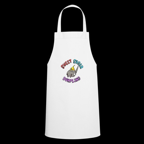 Sweet Sugar Dumpling Cockatiel - Cooking Apron