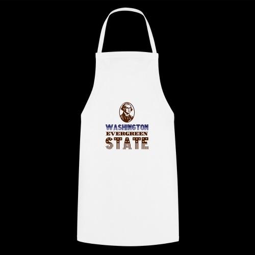 WASHINGTON EVERGREEN STATE - Cooking Apron