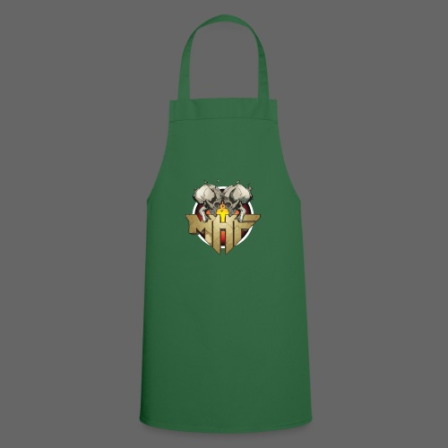 new mhf logo - Cooking Apron