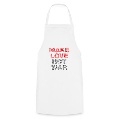 Liebe-Krieg - Kochschürze