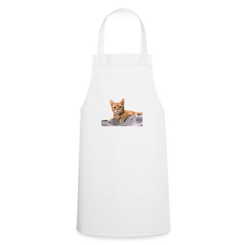 Cuddly Cute Kitty Cat - Cooking Apron