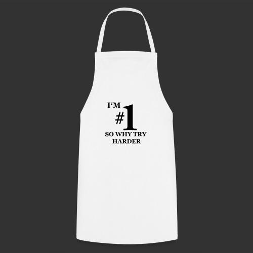 T-shirt, I'm #1 - Förkläde