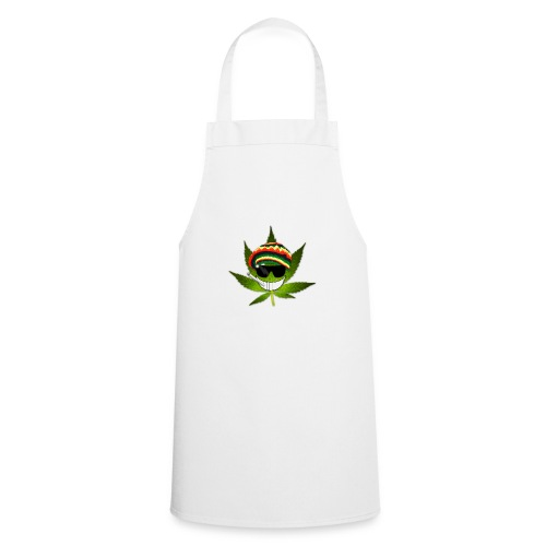 GermanWeedBoys Logo Buttons - Cooking Apron