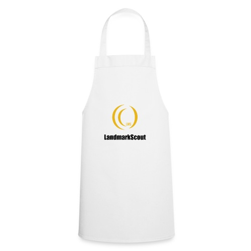 Tshirt White Front logo 2013 png - Cooking Apron