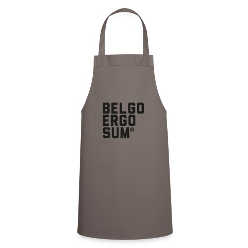 Belgo Ergo Sum - Cooking Apron