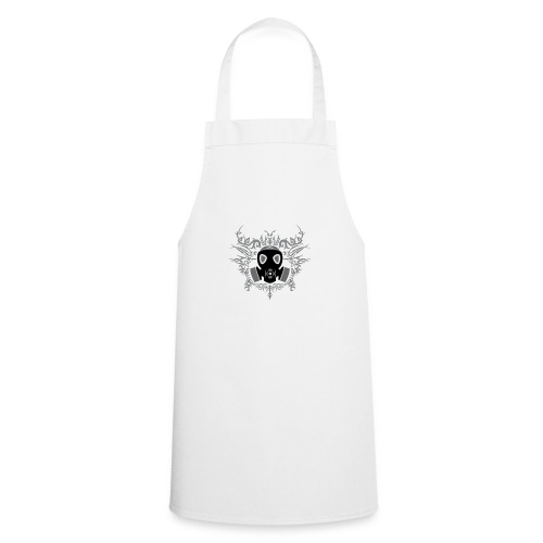 masque a gaz 04 - Tablier de cuisine