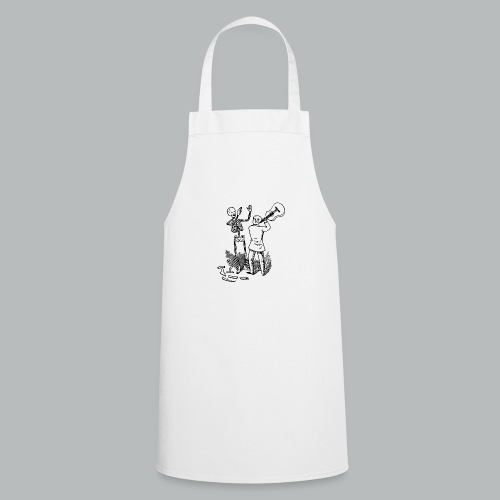 DFBM unbranded black - Cooking Apron