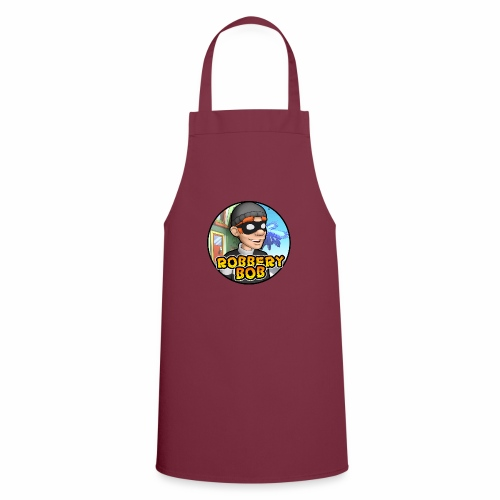 Robbery Bob Button - Cooking Apron