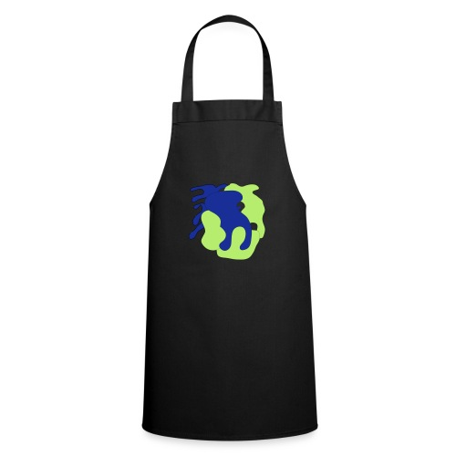 Macchie_di_colore-ai - Grembiule da cucina