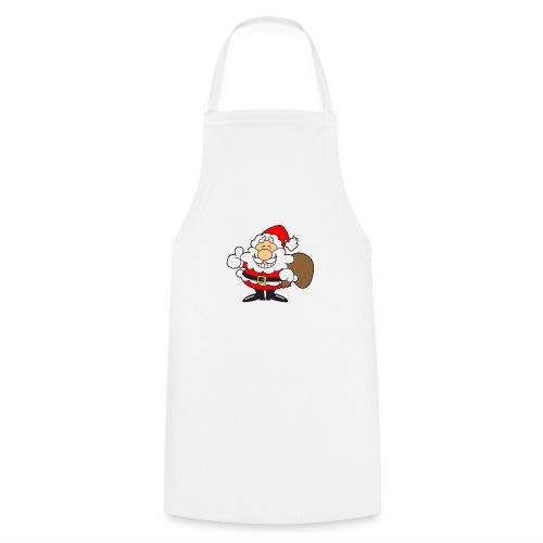 Santa_Cool01-png - Delantal de cocina
