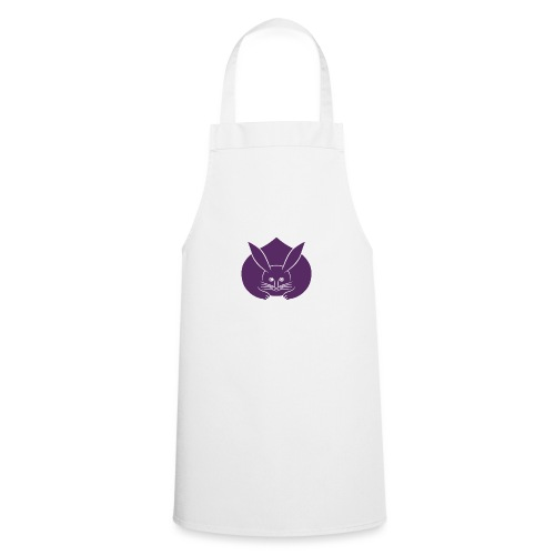 Usagi kamon japanese rabbit purple - Cooking Apron