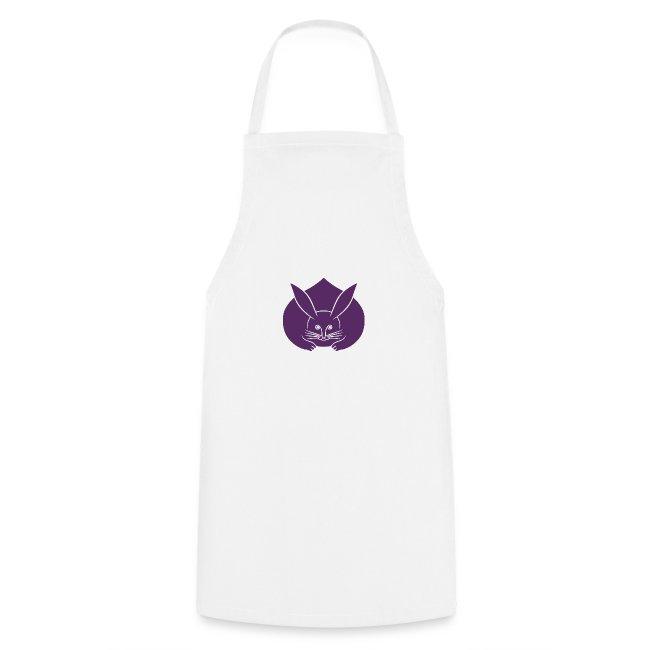 Usagi kamon japanese rabbit purple