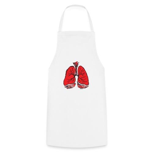 Pulmones - Delantal de cocina