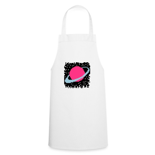 PixelArt Saturn - Cooking Apron