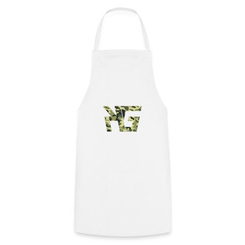 KG camo - Cooking Apron