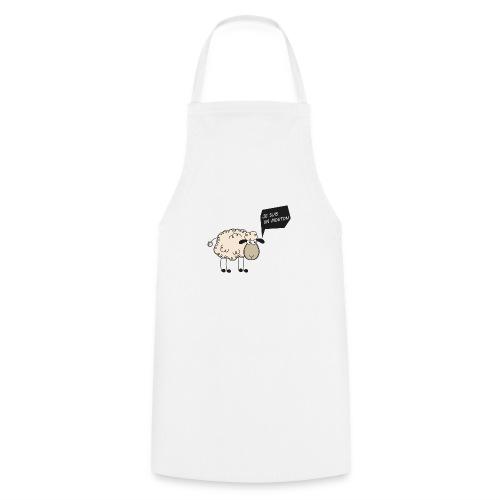 je_suis_un_mouton - Tablier de cuisine