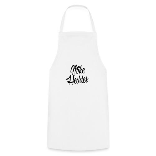 Mike Heddes Logo Black - Cooking Apron