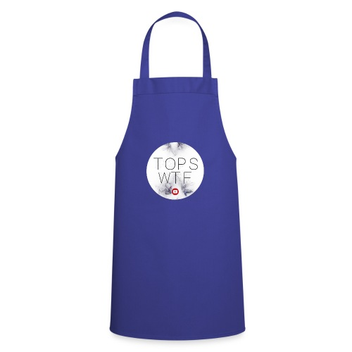 Official TOPS WTF T-Shirt - Cooking Apron